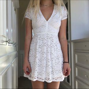 White Ibiza Dress